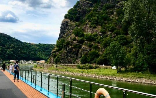 River cruise on the AmaKristina