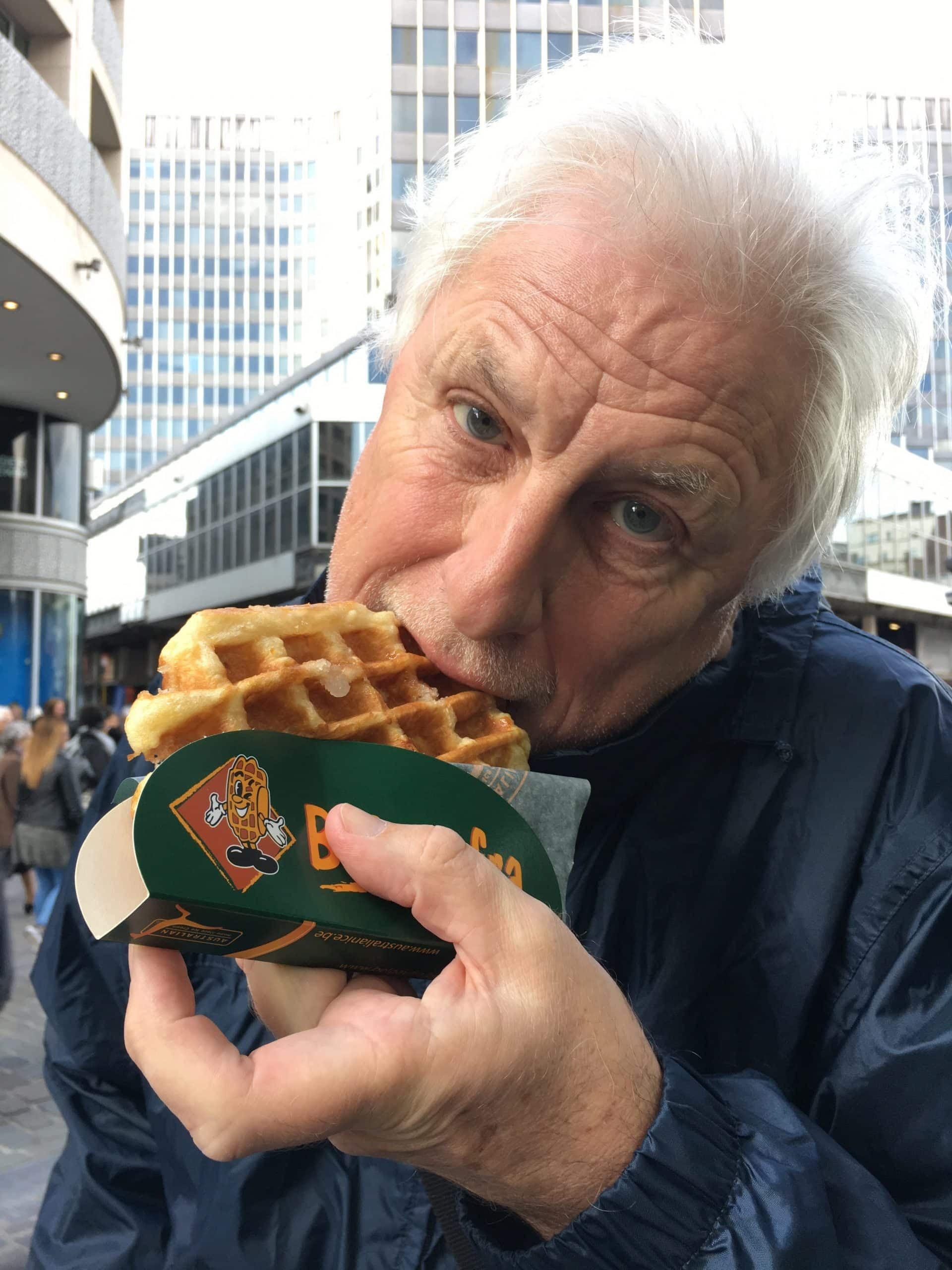 Must Try Belgian Street Food