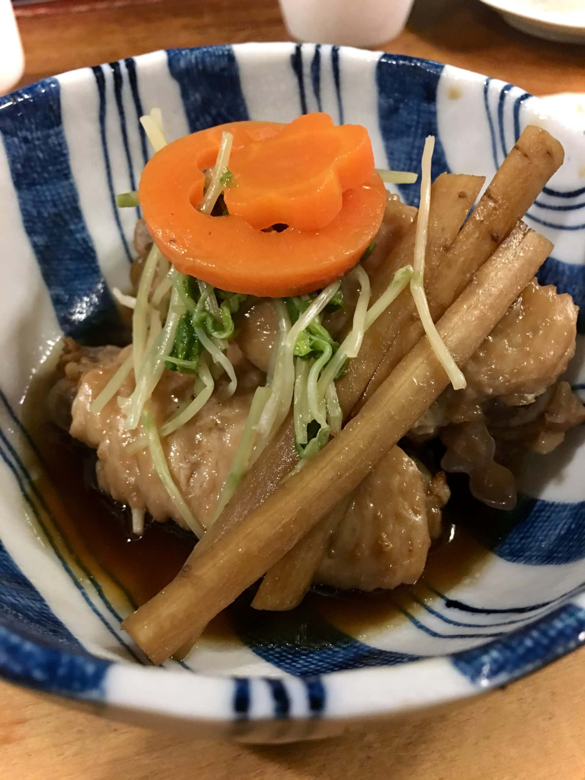 All about a stunning Japanese izakaya style dinner in Tokyo. A culinary trip packed with amazing flavors and combinations!