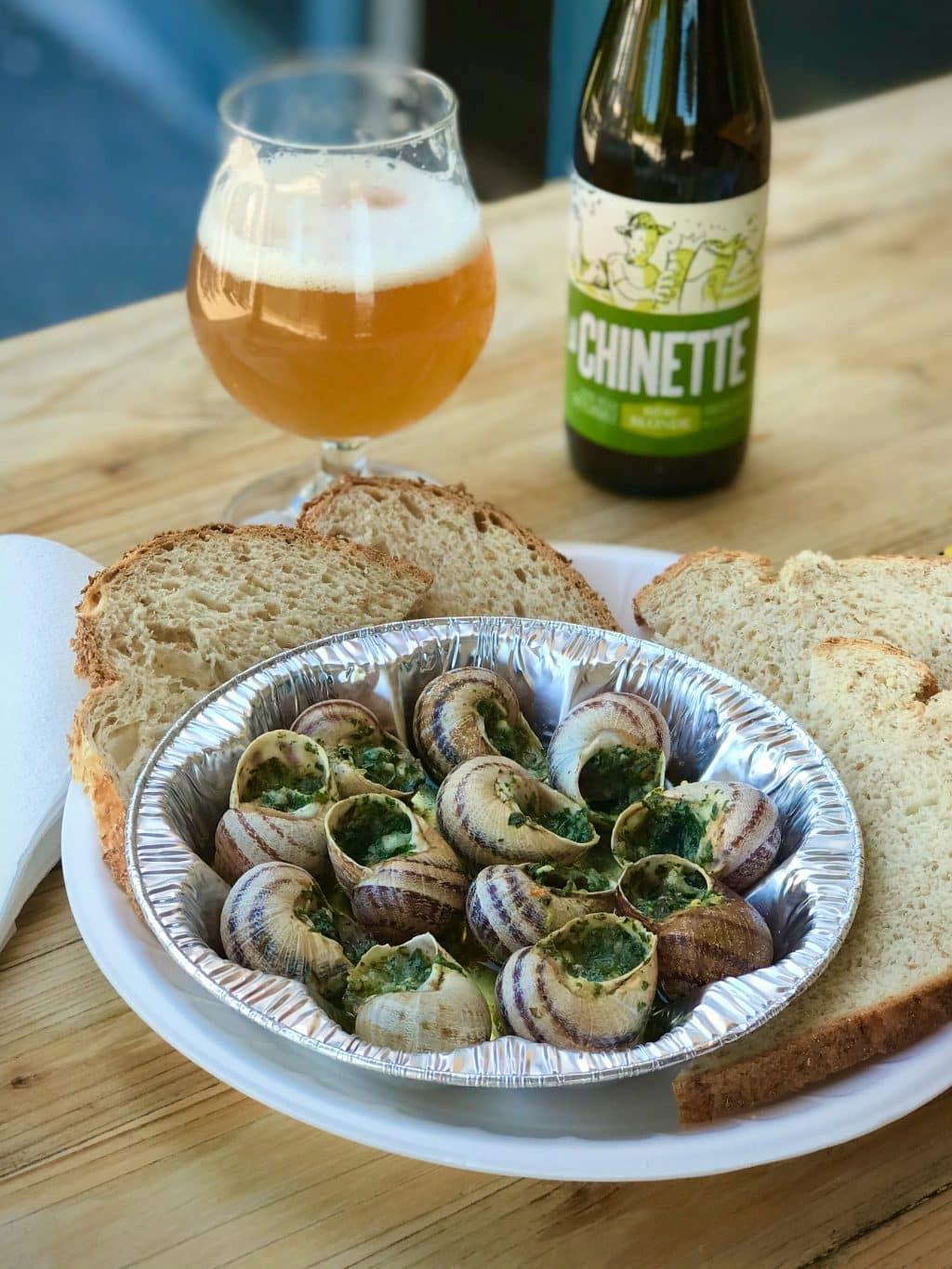 Escargots in garlic herb butter are such a treat. But do you know how to prep fatty land snails for cooking? Let us show you how!
