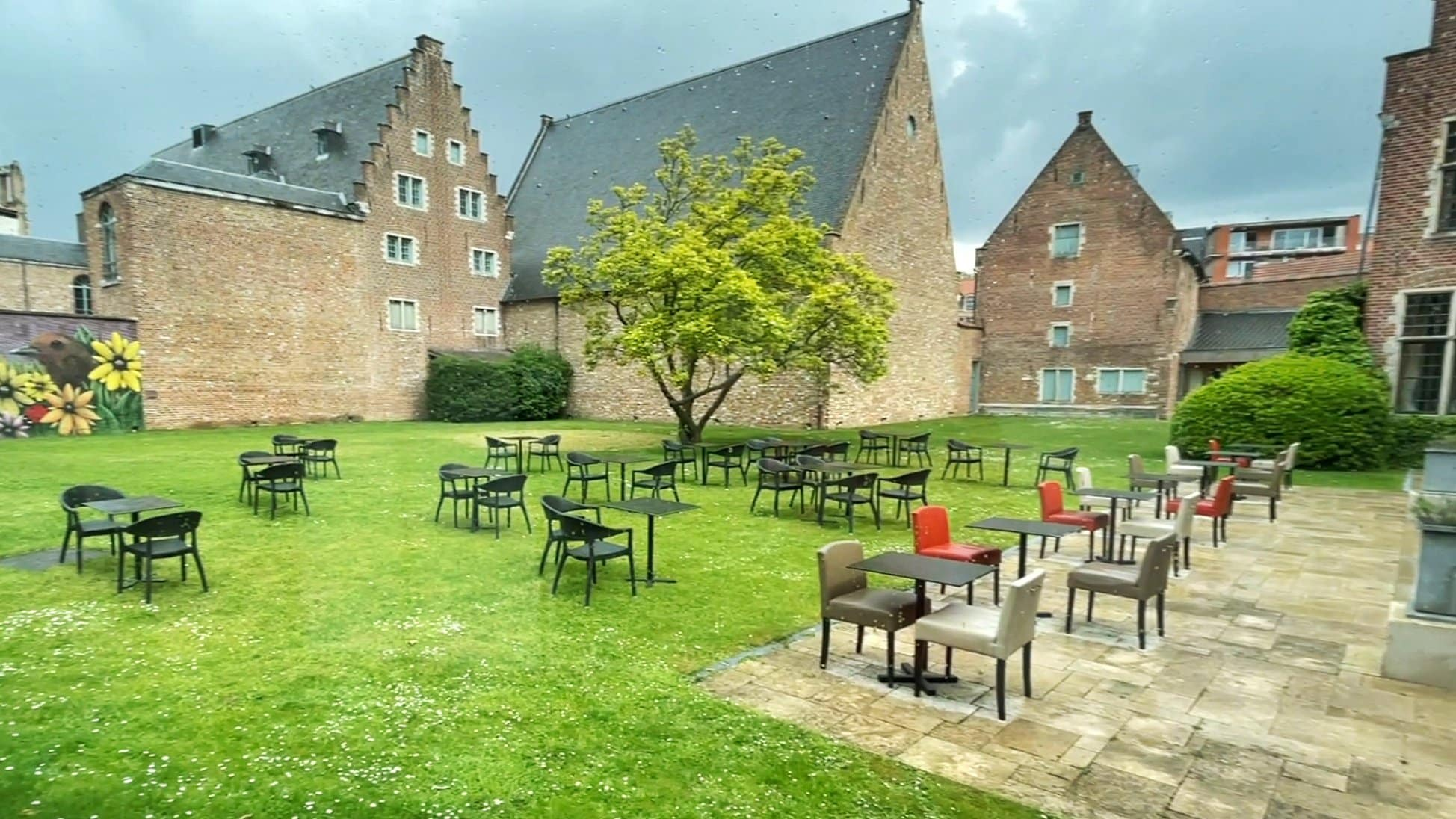 If you ask us Martin's Klooster hotel is the perfect place to stay if you want to visit Leuven.